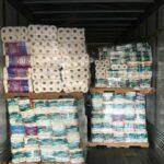 У Штатах масово скуповують продукти через пандемію коронавируса - туалетний папір